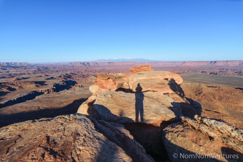 White Rim overlook was one of the great hikes towards panoramic views